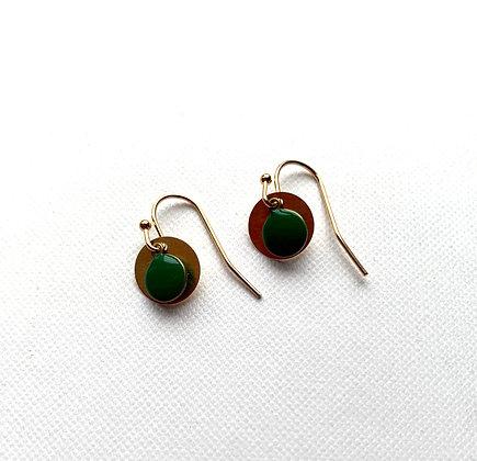 MARIE FRISINE Earrings Tiny