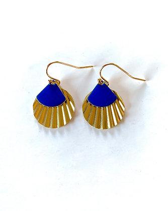MARIE FRISINE Earring Iris