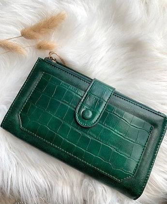 Vegan Wallet green