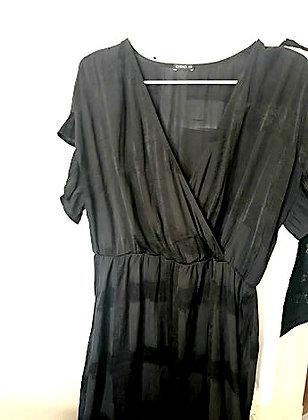 Black dress Oysho Size L