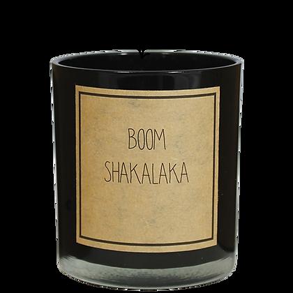 Soya candle 'Boomshakalaka'