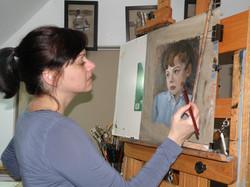Painting Harrison