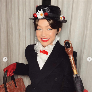 Gigi Hadid as Mary Poppins