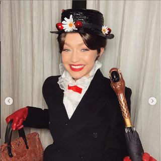 Gigi Hadid as Mary Poppins