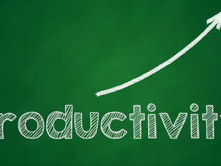 3 Ways to Increase Productivity