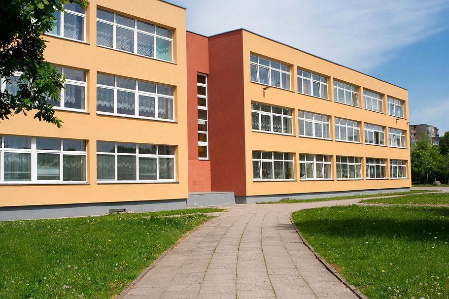 בניין בית ספר