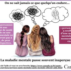 Academics: Grade Eleven students design awareness campaign posters