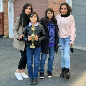 Najam Ali takes third place in Spelling Bee of Canada