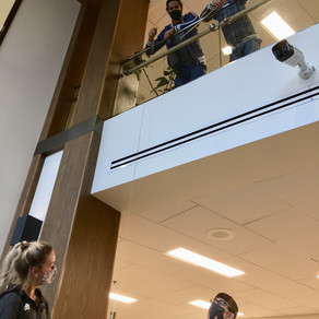 Academics: Physics and Math seen around the school