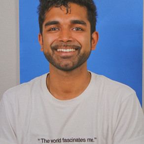 Ankur Gupta'13 and Scanway Catering give back