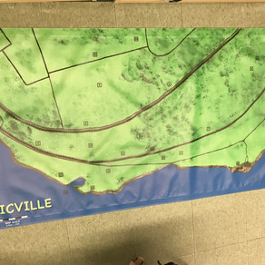 ACADEMIC: Grade Six students map out Africville