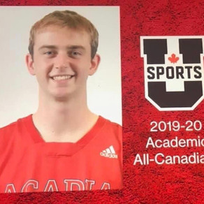 ATHLETICS: Ryan Munro '19 Wins USports Award