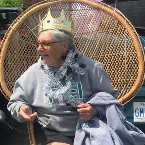 Ms. Karla Silver's retirement