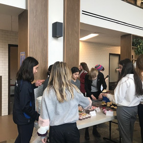 Altruism: Bake Sale in support of Wuhan, China