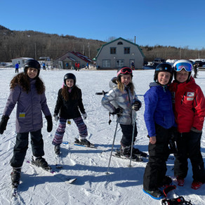 Athletics: Middle School Ski Trip