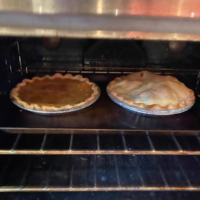 Altruism: Local Pies for Thanksgiving