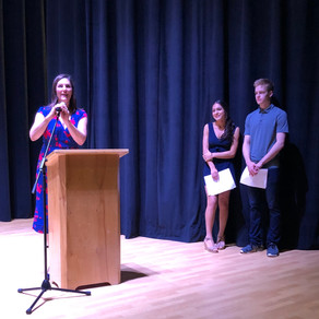 Athletics: Athletic Banquet rewards athletes