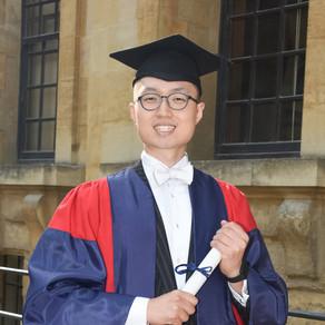 Grammar alumnus Michael Song'09 goes international to study medicine