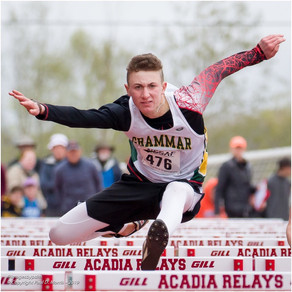 Athletics: Track and Field members bring home medals from regional and provincial championships