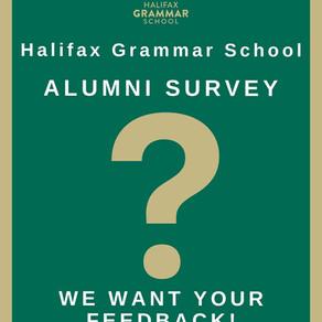 Alumni Survey - We want your feedback!