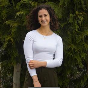 "Rebeccah Raphael'20 leads ""Halifax Helpers"""