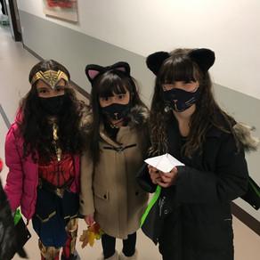Halloween at Grammar