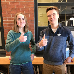 Academics: Head Boy and Head Girl chosen for next year