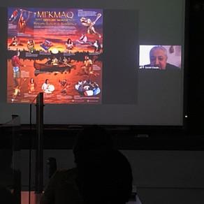 Grade Six students hear from Mi'kmaq Speaker