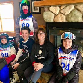 Athletics: Ski Team Results