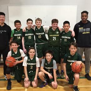 Athletics: Grade 5-7 Basketball Tournament