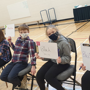 ACADEMICS: Grade 5-6 Geography Challenge