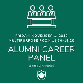 Alumni Career Panel