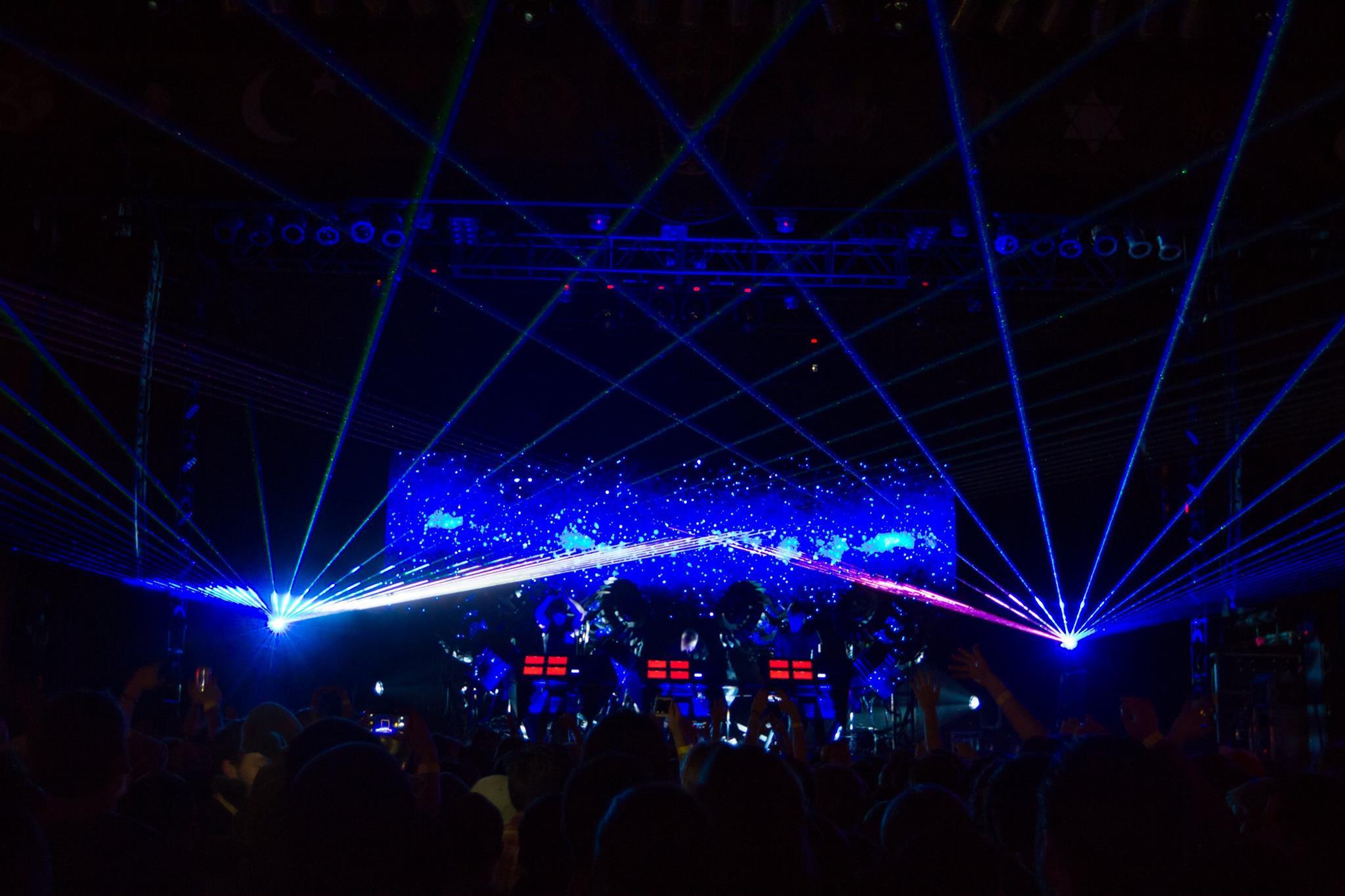 GLITCH MOB Lasers