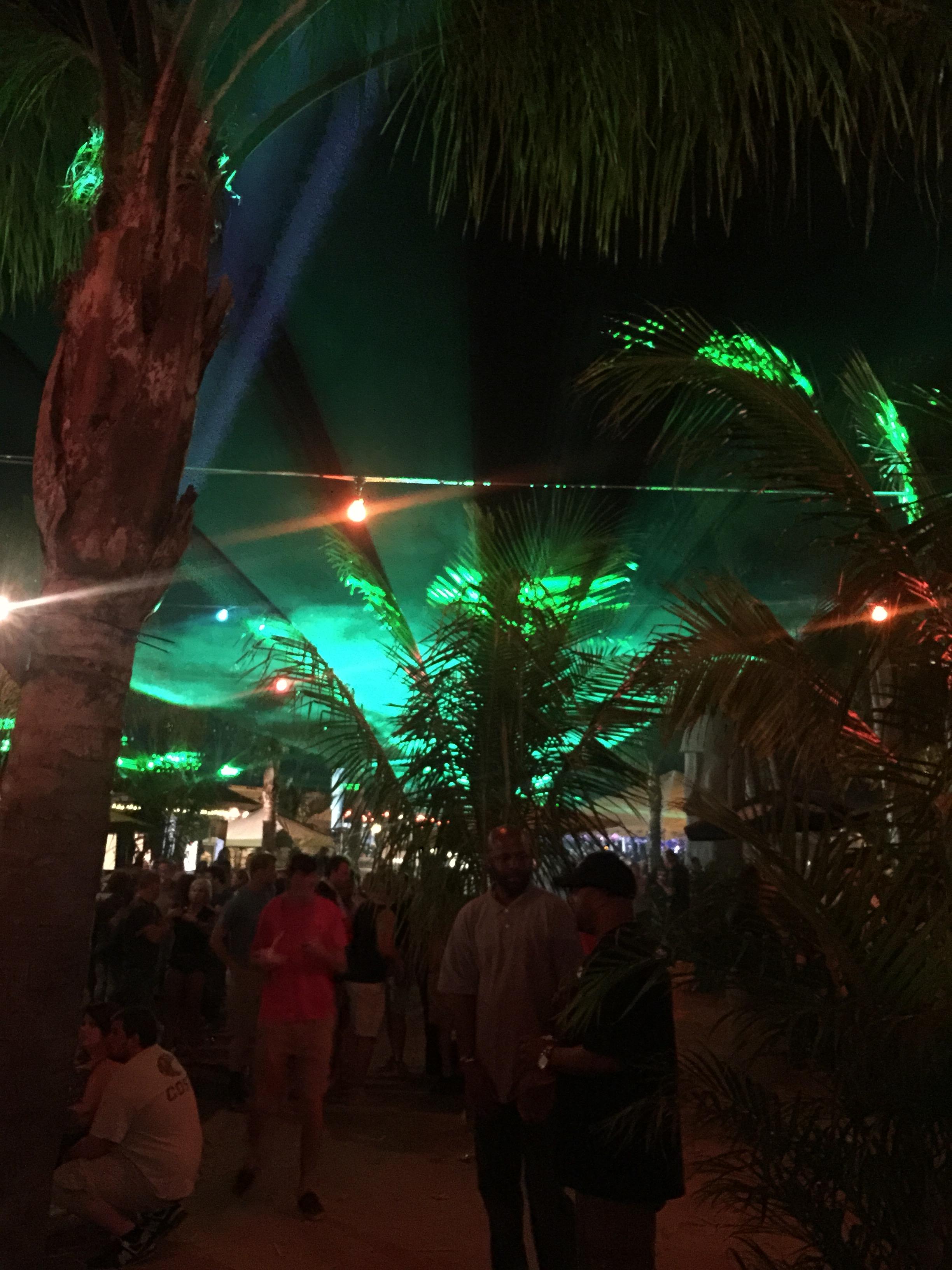 TIKI Bar Lasers