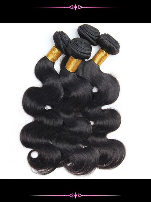 "18""18""18""18"" Body Wave Bundles"