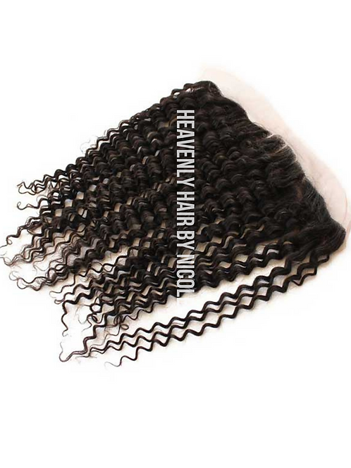 Lace Frontal - Jerry Curl