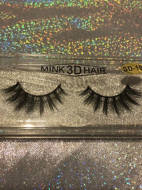 3D Mink Lashes
