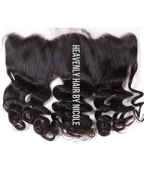 Lace Frontal - Fumi Curl