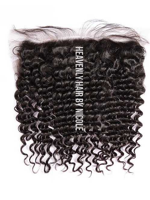 Lace Frontal - Deep Wave