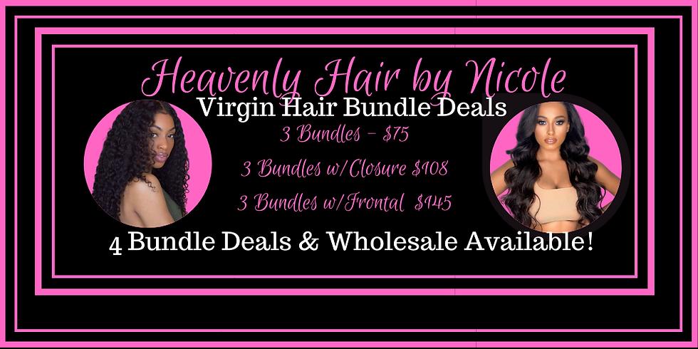 Facebook Heavenly Hair by  nicole virgin