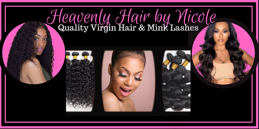 Heavenly Hair by  nicole virgin hair and