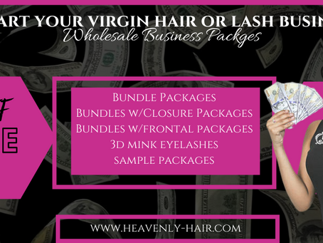 How To Start Selling Virgin Hair?