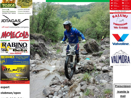 3° trofeo amatoriale NORD OVEST TRIAL