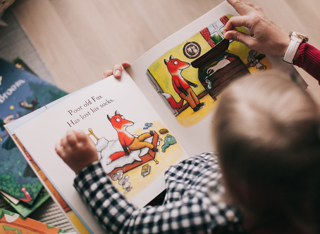 The Importance of Starting Literacy Skills Early with a Child!