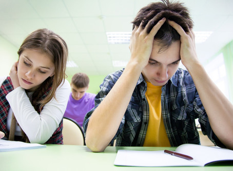 TEST Anxiety for Children? Helpful Tips during the Test Season!