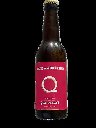 Bière AMBREE Bio