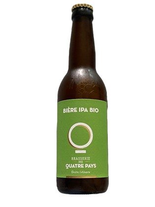 Bière IPA Bio