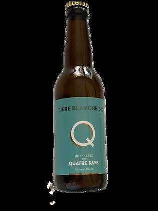 Bière BLANCHE Bio 75cl