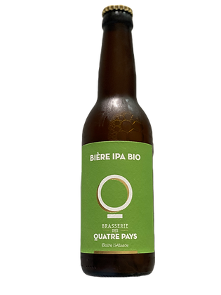 Bière IPA Bio 33cl