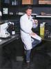 Gabriel Lepousez, normalien, agrégé de biologie et de géologie, docteur en neurosciences, passionné